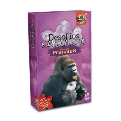 juego cartas primates