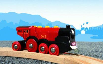 locomotora 2 direcciones