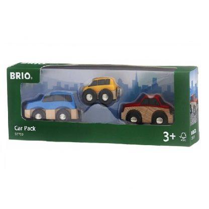 3 coches brio