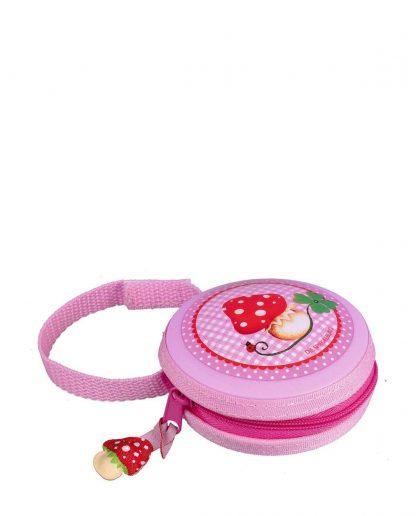 portachupetes rosa