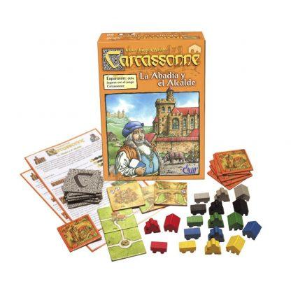 abadia y alcalde juego