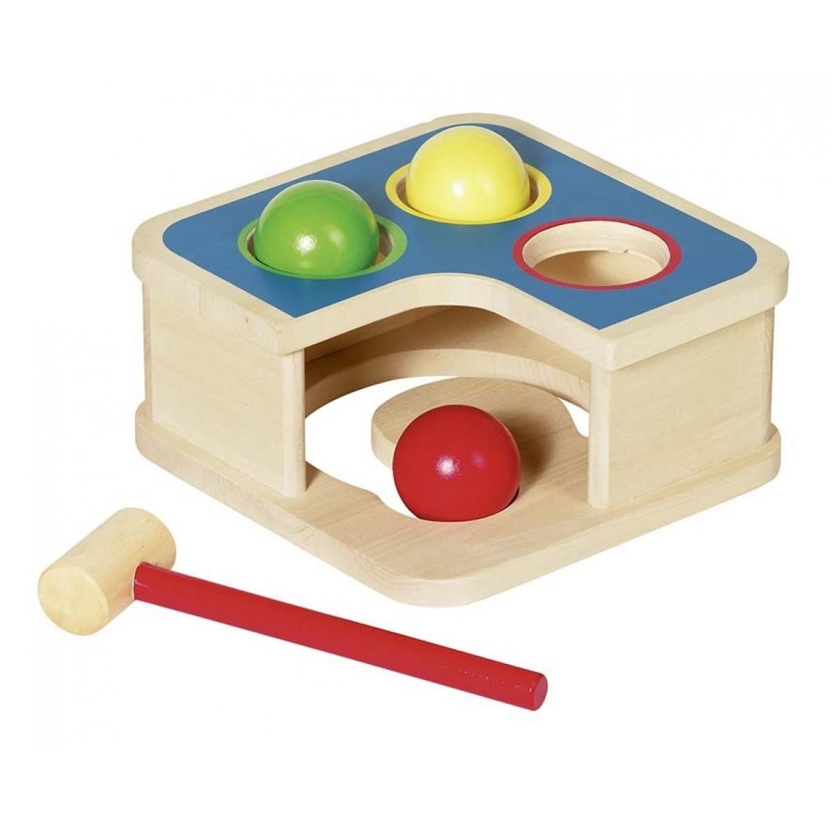 banco y circuito bolas
