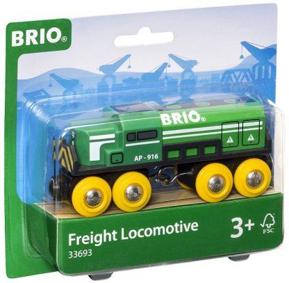 locomotora de carga brio