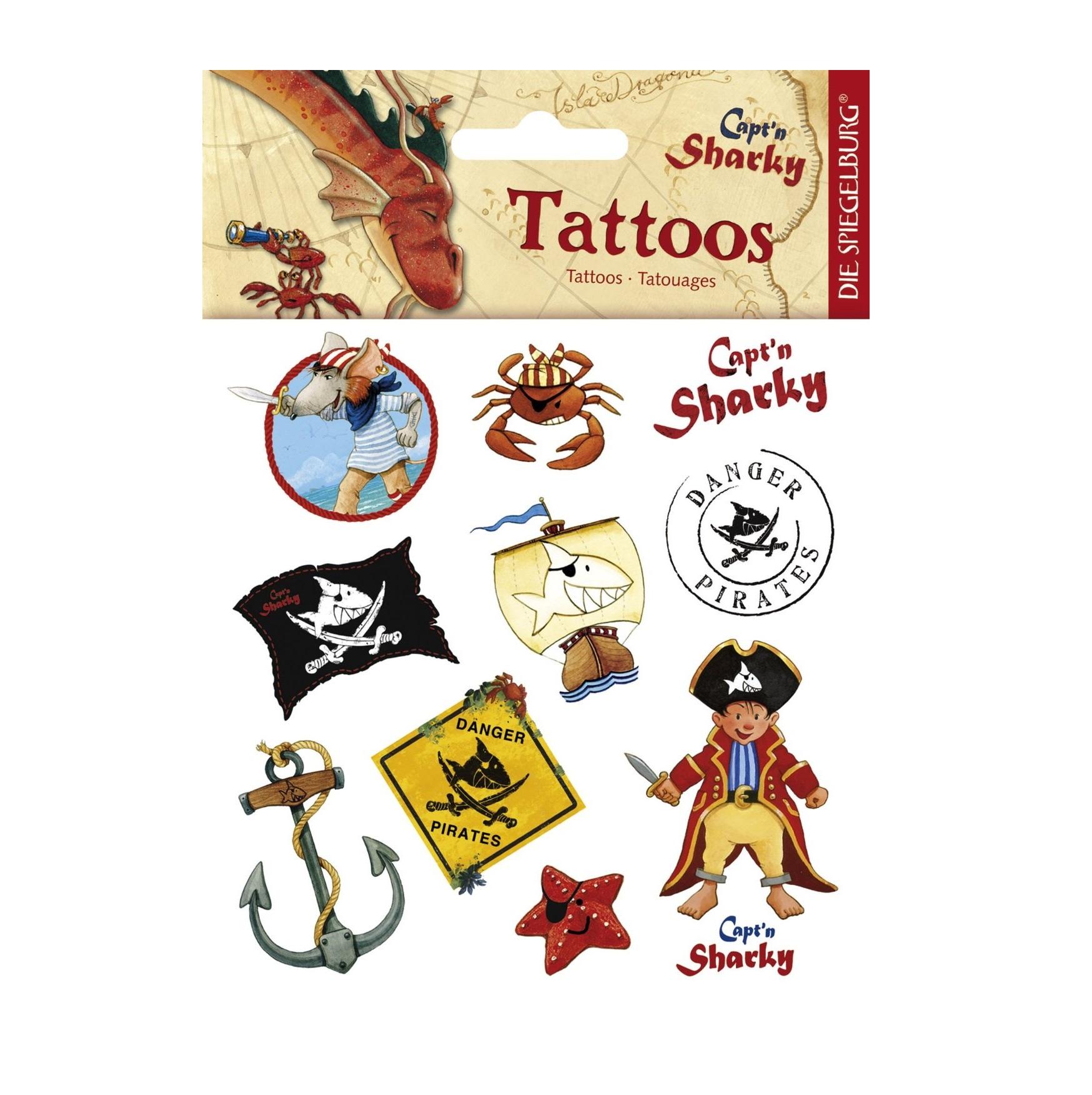 tatuajes pirata