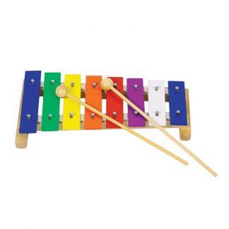 xilofono multicolor