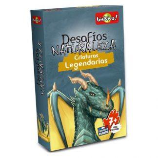 desafios naturaleza criaturas