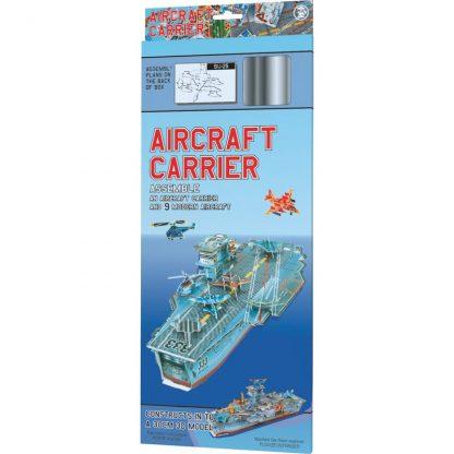 maqueta de portaaviones