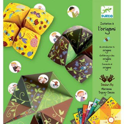 comecocos origami