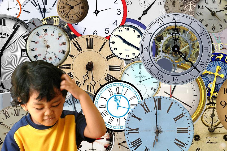 como aprenderlas horas