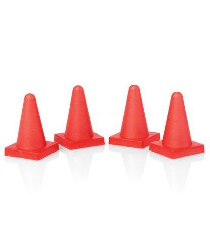 4 conos