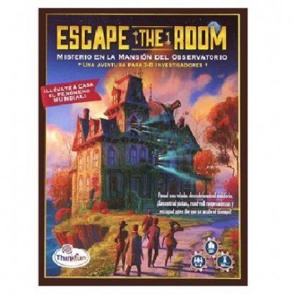 escape the room observatorio