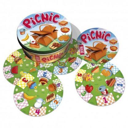 picnic juego de mesa