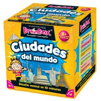 BrainBox Ciudades