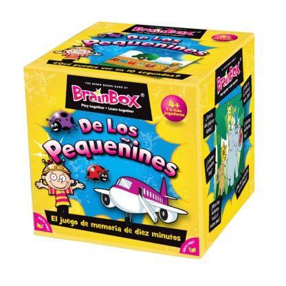 brainbox pequeñines