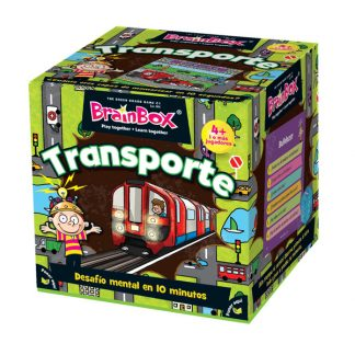 brainbox transporte