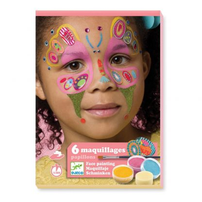 maquillaje mariposa