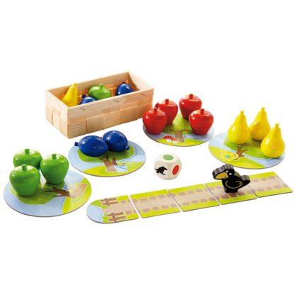 primer frutal juego