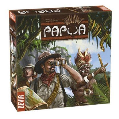 papua juego